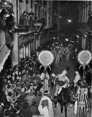 Cabalgata de Reyes Magos Granada