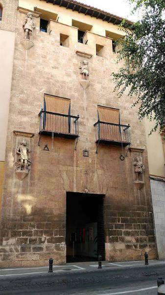 Casa de los Tiros Granada