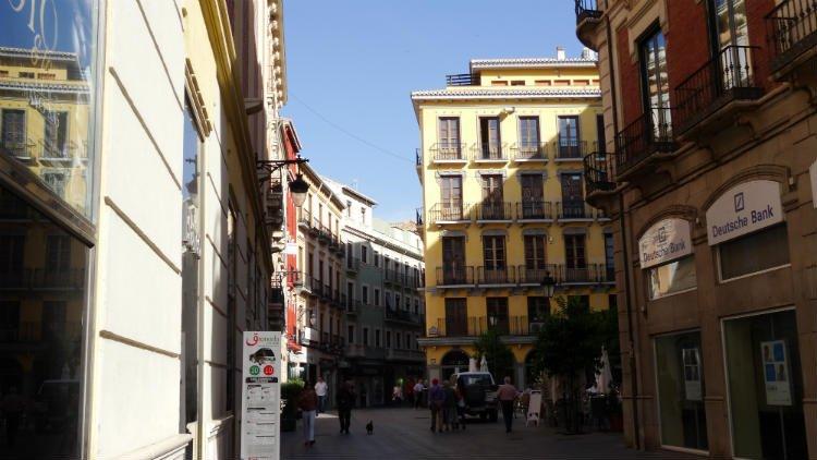 Edificio Cine Aliatar Granada