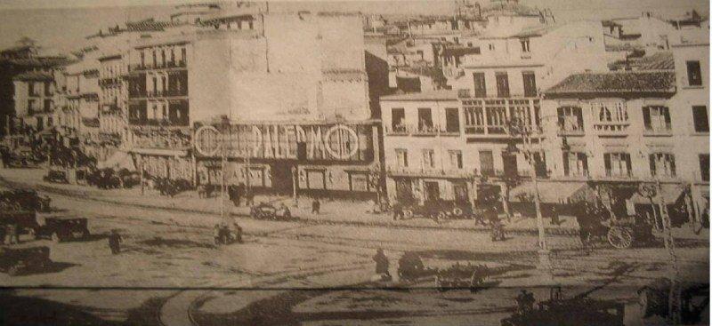 El primer Cine de Verano de Granada