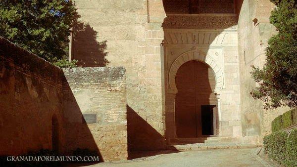La Puerta de la Justicia. Alhambra Granada