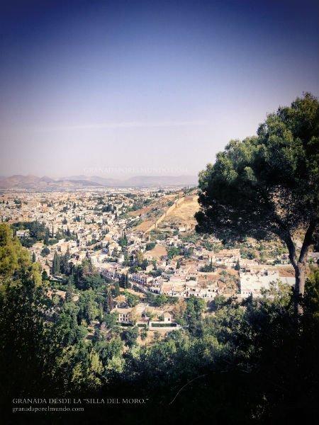 La Silla del Moro Granada