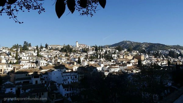 Mirador de Almanzora. Granada