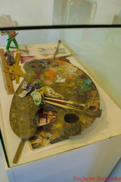 Paleta del Pintor