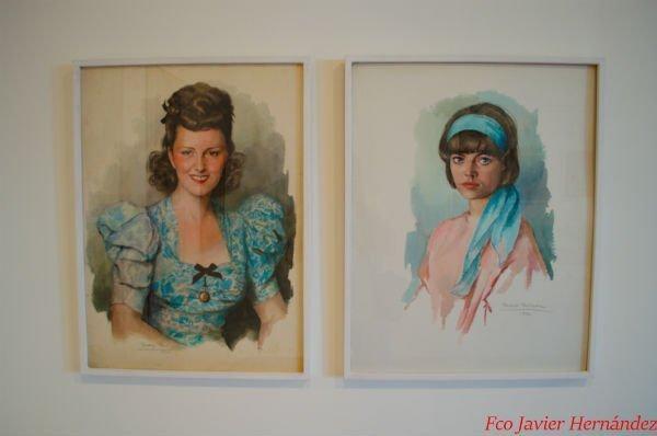 Pinturas del autor Max Moreau Granada