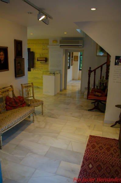 Vista parcial del museo