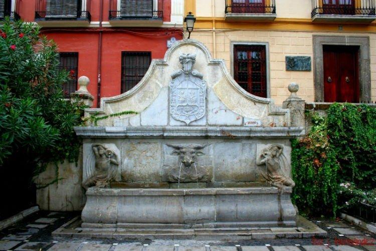 Pilar del Toro. Granada.