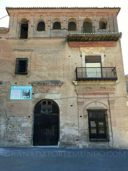 Abadia del Sacromonte Granada por el Mundo
