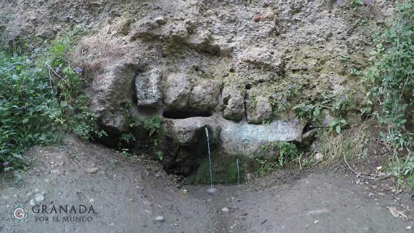 Fuente de la Bicha Granada
