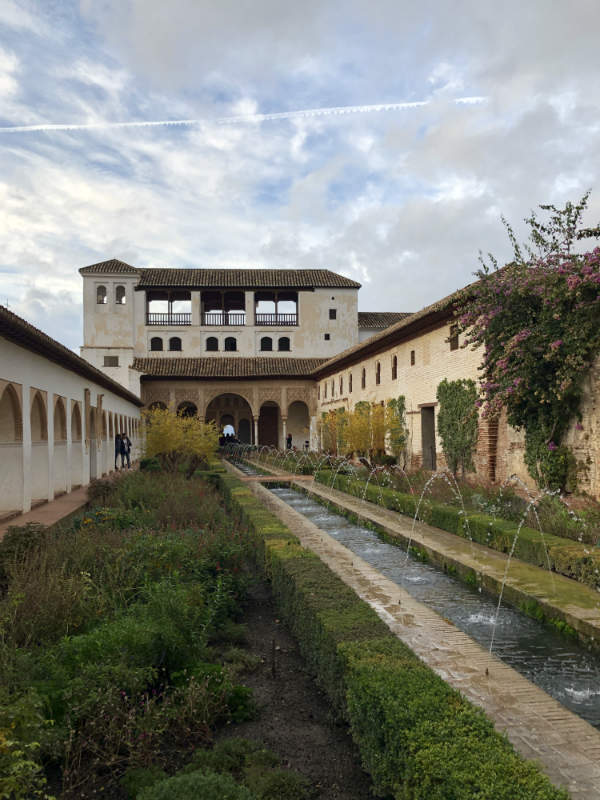 El Generalife, Alhambra.