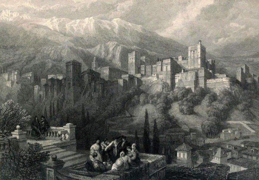 Quién construyó la Alhambra