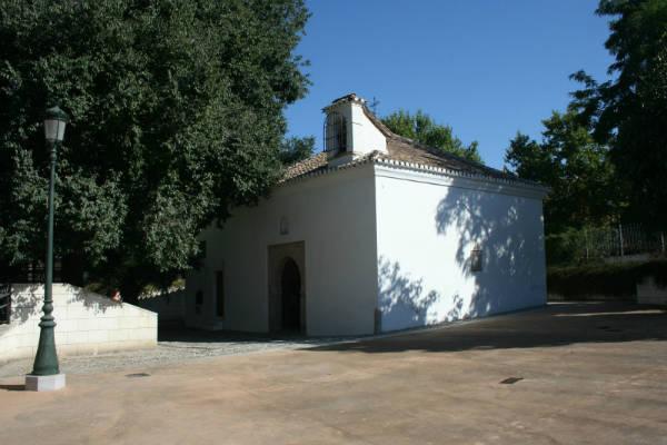 Ermita de San Sebastián. Morabito de Musulmanes.