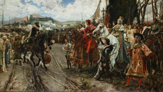 La Redicion de Granada Francisco Padilla