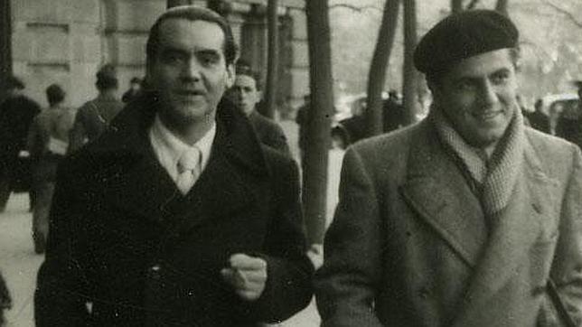Lorca en Madrid