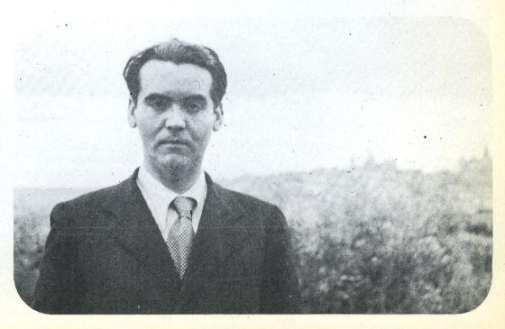 Federico García Lorca. Fotografía de El País.