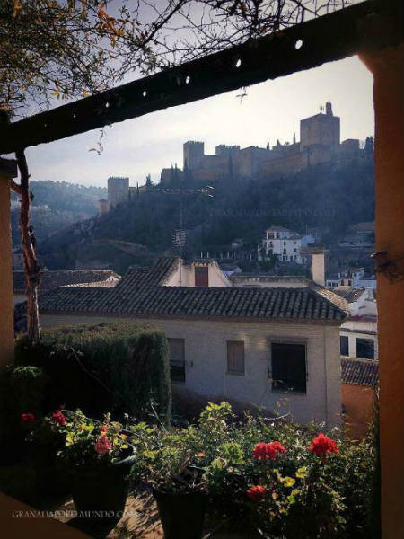 Que era un Carmen en la Epoca Nazari. Granada