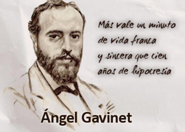 120 años sin Ángel Ganivet