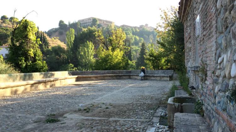 Fuente del Avellano Granada