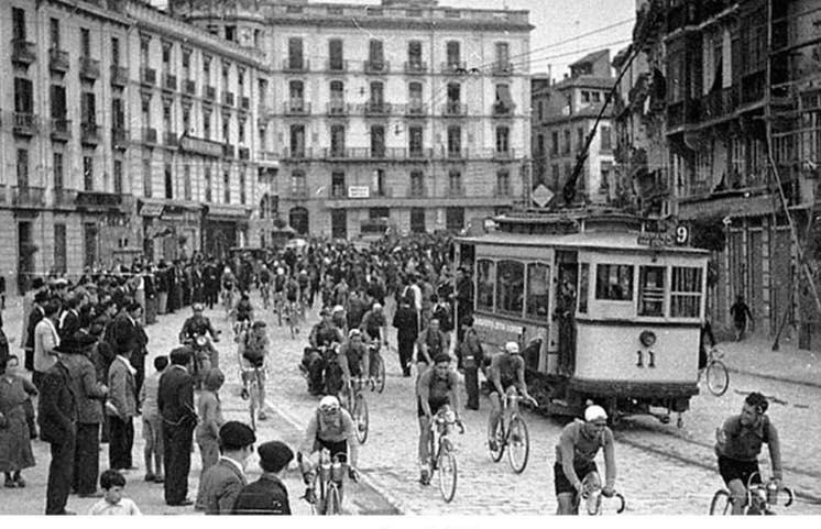Primera Vuelta Ciclista a España por Granada en 1933