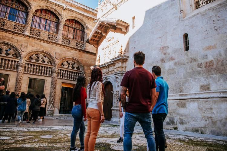 Visita a la Catedral y Capilla Real Granada