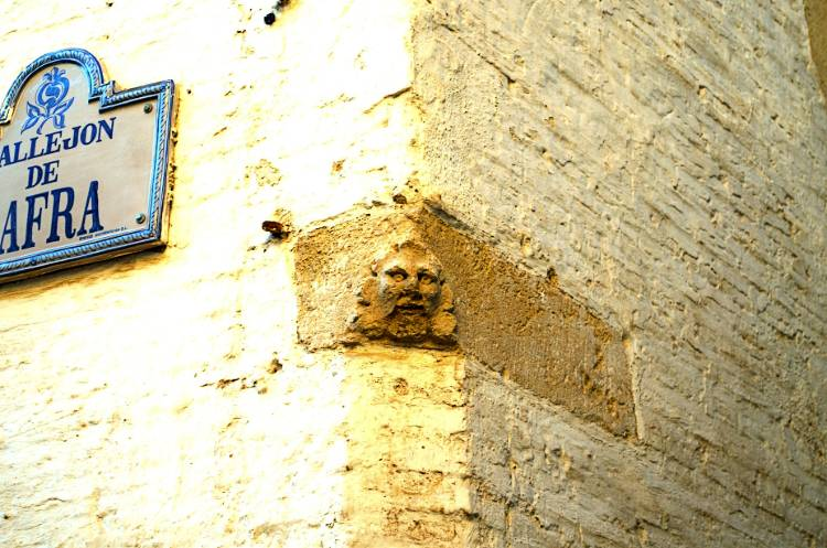 Calle San Juan de los Reyes Granada