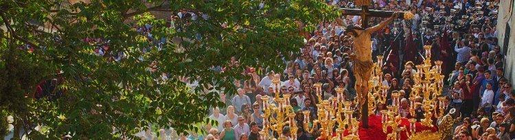Cofradía del Santísimo Cristo de los Favores y María Santísima de la Misericordia Coronada