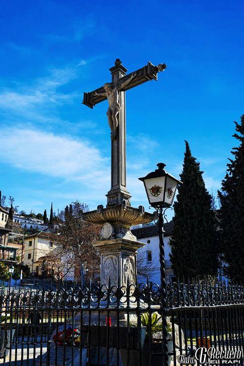 Cristo de los Favores en el Campo del Principe. Granada. Rafa G Recuero