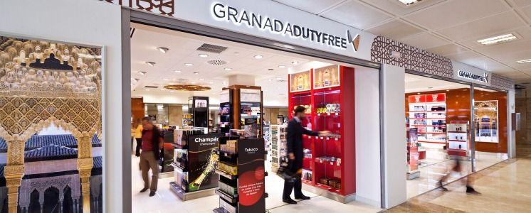 Duty Free Aeropuerto Granada