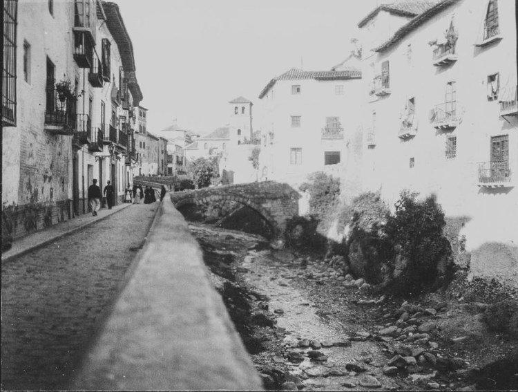 La Carrera del Darro en 1906