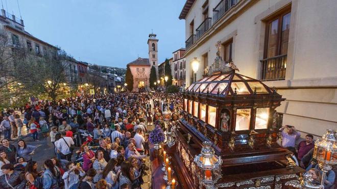 Hermandad de Las Chías, Granada. Foto de IDEAL