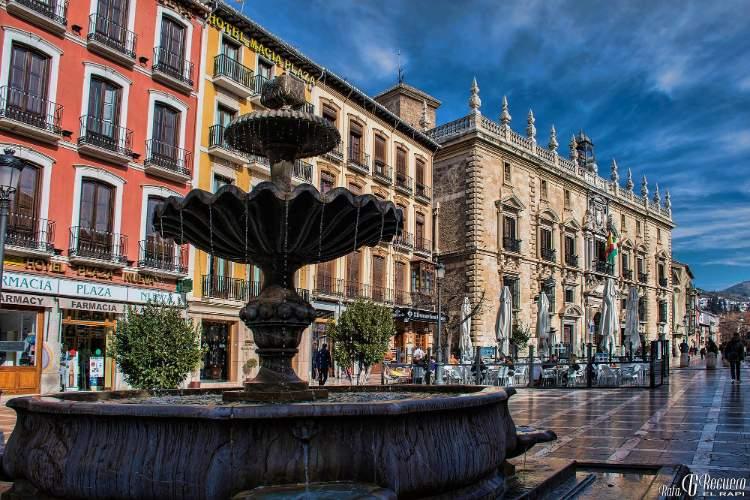 Plaza Nueva. Foto de Rafa G Recuero