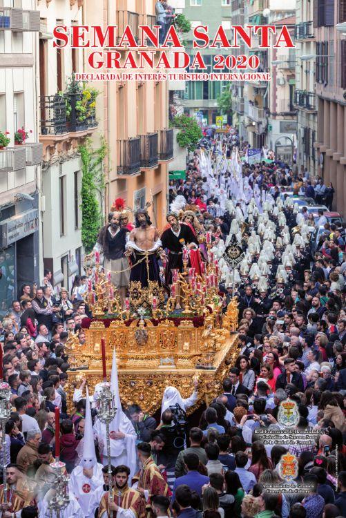 Cartel Semana Santa en Granada 2020
