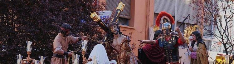 Venerable hermandad de Caridad del Santísimo Cristo del Trabajo y Nuestra Señora de la Luz
