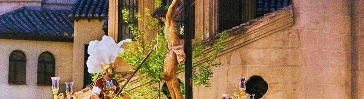 Venerable hermandad de penitencia del Santísimo Cristo de la Lanzada y María Santísima de la Caridad