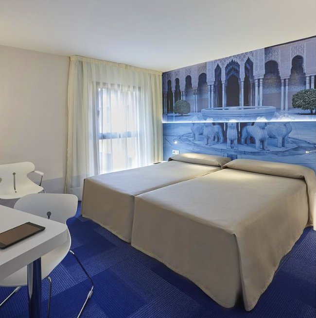 Granada Five Senses Rooms Suites