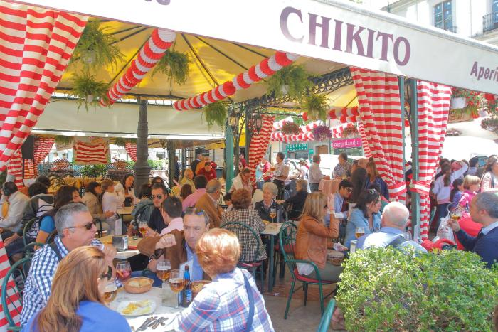 Restaurante Chikito. Foto de IDEAL
