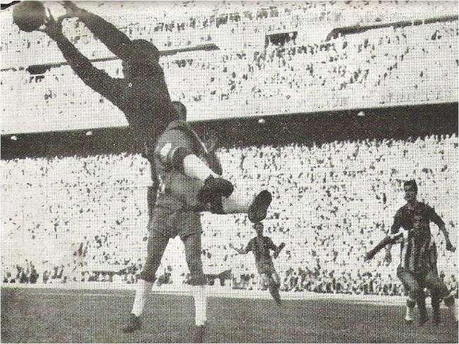 50 años de la final de Copa ante el FC Barcelona