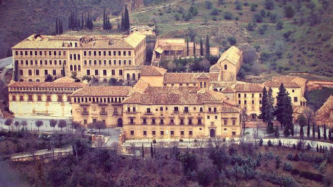 abadia del sacromonte granada