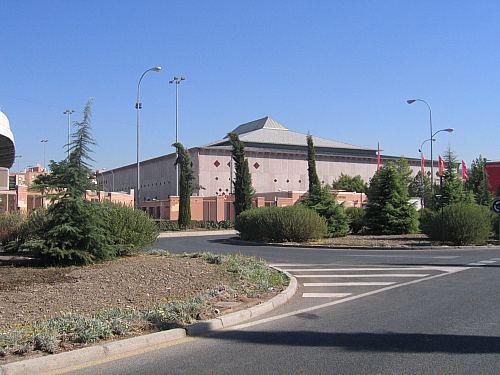 palacio de deportes de granada