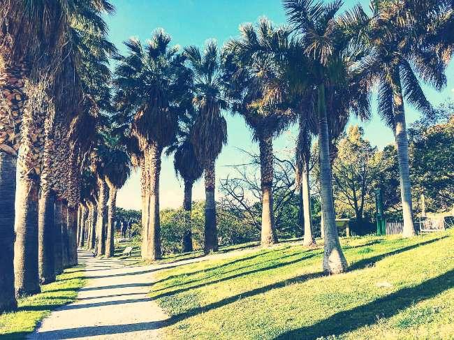 Parque de los Pueblos de América, Motril