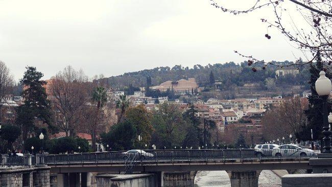 puente romano granada