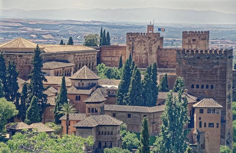 visita guiada palacios nazaries alhambra granada