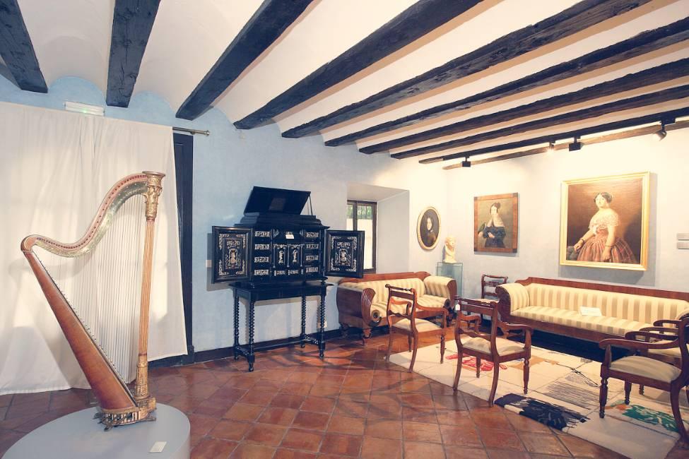 museo casa de los tiros interior granada