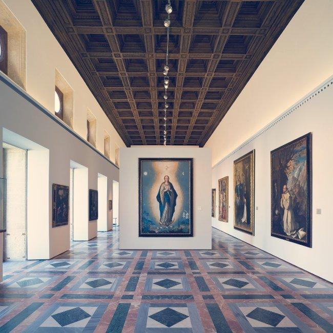 Museos en Granada. Museo de Bellas Artes