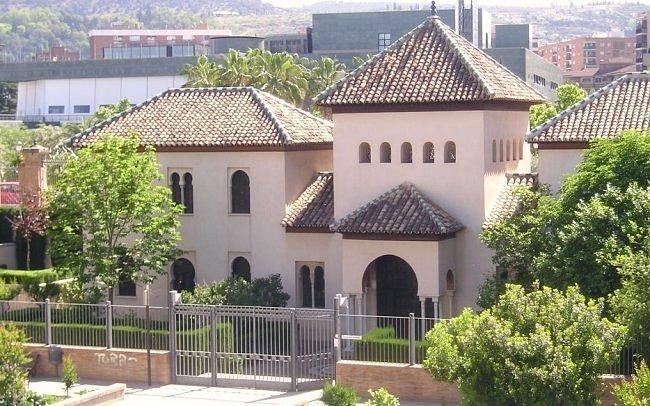 museo palacio alcazar del genil granada