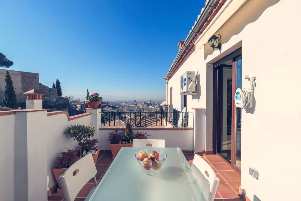 Albaicin Luxury Apartments Granada