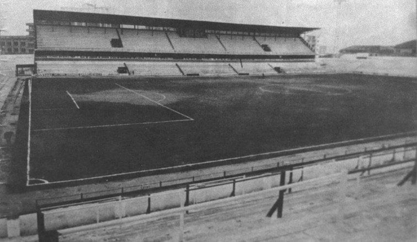 Antiguo estadio los carmenes granada
