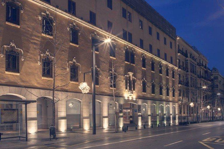 Hotel Palacio de Santa Paula Granada