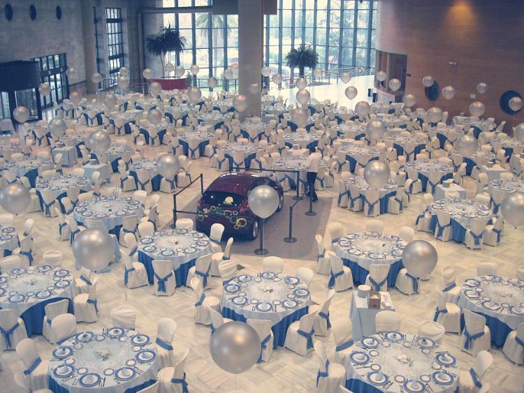 Hall del Palacio de Congresos