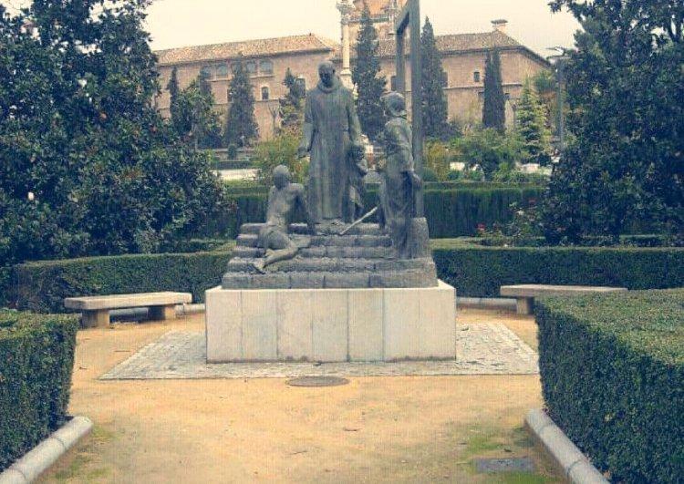 San Juan de Dios Jardines del Triunfo Granada